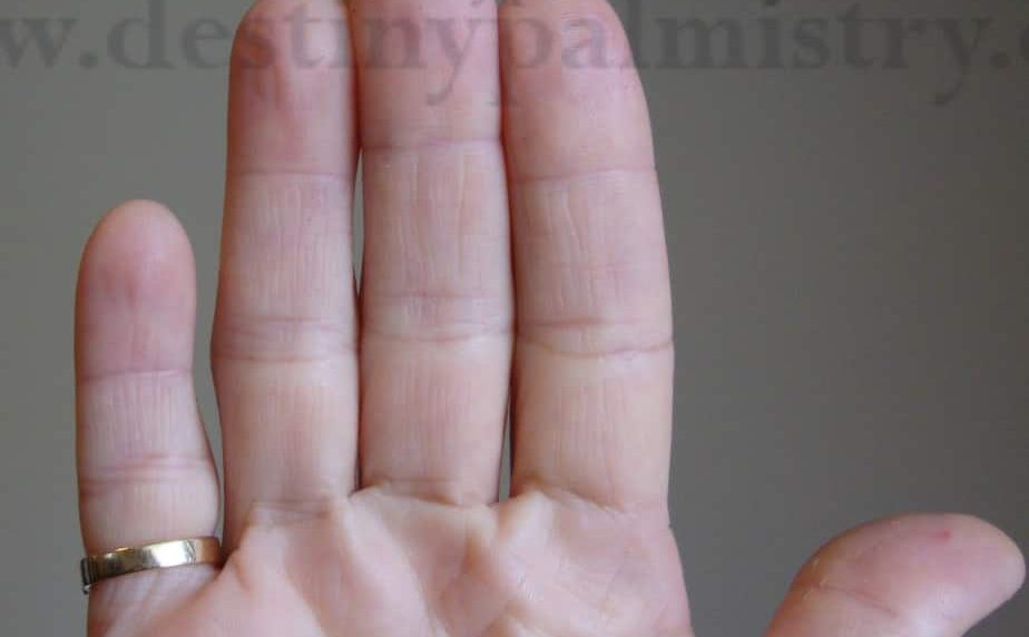 Small Finger Meaning in Hand Analysis - Destiny Palmistry