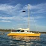 destiny palmistry photo of sailing boat, angel guidance