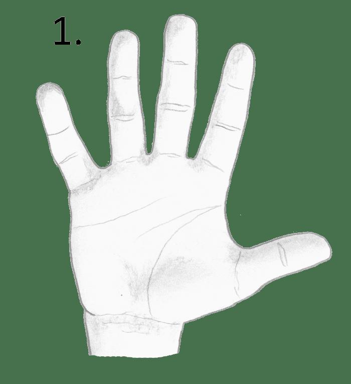 short fingers
