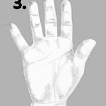 hand sjhape, fire hand,