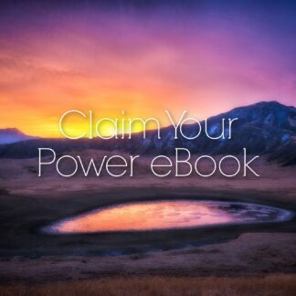 Claim Your Power ebook