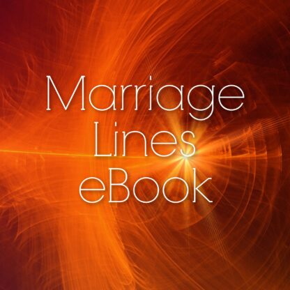 marriage lines ebook, palmistry marriage line