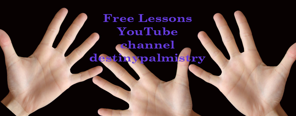 destiny palmistry, learn hand analysis for free