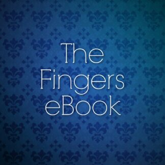fingers in palmistry, ebook palmistry