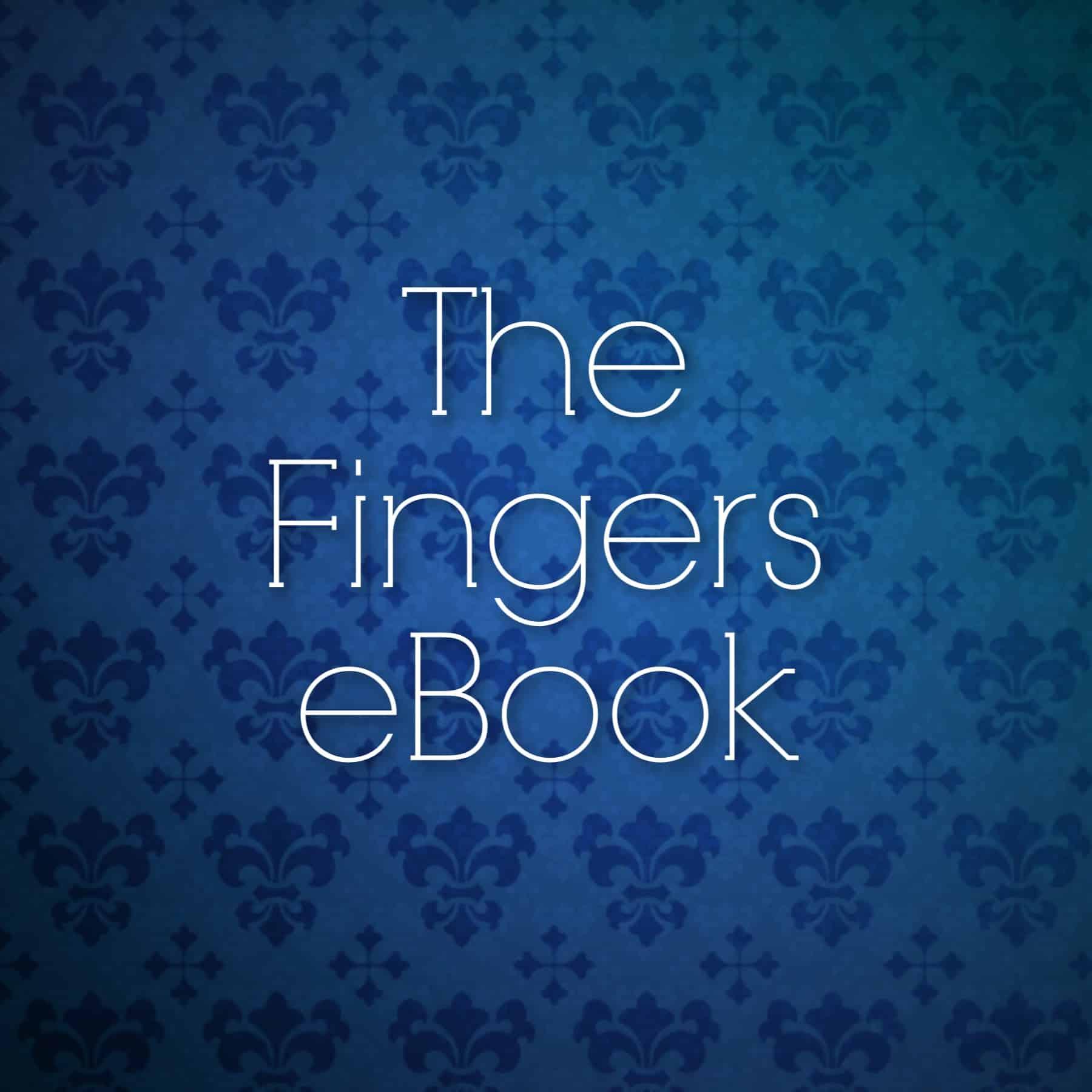 fingers in palmistry, ebook palmistry
