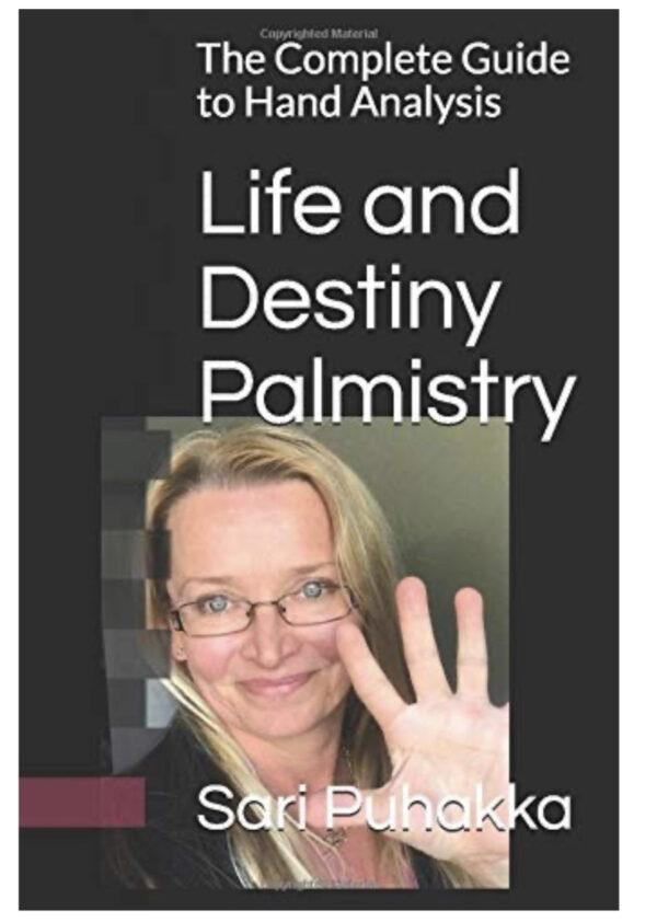 paperback palmistry book